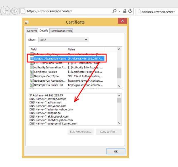 DEV] keweon - AdBlocker (RC1 Edition) [Proj…   Android Development ...